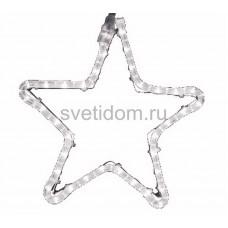 """Фигура """"Звездочка"""" цвет тепло-белый, размер 30*28 см Neon-Night 501-211"""