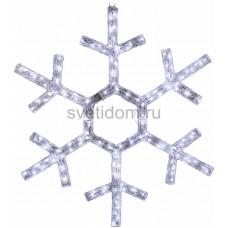 "Фигура ""Снежинка"", диаметр 91 см (138 белых светодиодов) Neon-Night 501-331"