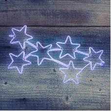 """Фигура световая """"Созвездие"""" размер 55*100см, свечение синее Neon-Night 501-355"""