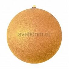 Елочная фигура Шарик, 20 см, цвет золотой Neon-Night 502-131
