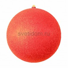 Елочная фигура Шарик, 20 см, цвет красный Neon-Night 502-132