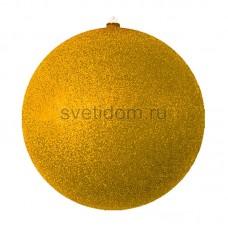 Елочная фигура Шарик, 25 см, цвет золотой Neon-Night 502-141