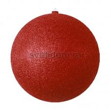 Елочная фигура Шарик, 25 см, цвет красный Neon-Night 502-142