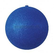 Елочная фигура Шарик, 30 см, цвет синий Neon-Night 502-153