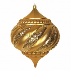 Елочная фигура Лампа, 30 см, цвет золотой Neon-Night 502-221