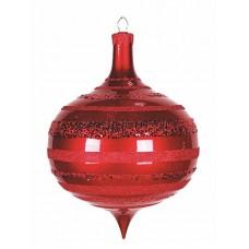 Елочная фигура Юла, 30 см, цвет красный Neon-Night 502-222