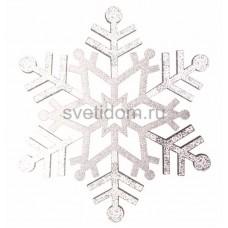Елочная фигура Снежинка резная, 81 см, цвет серебряный Neon-Night 502-375