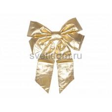 Елочная фигура Бантик 61 см, цвет золотой Neon-Night 502-521