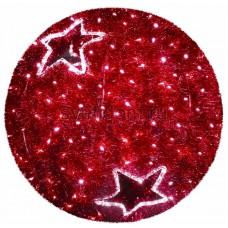 """Фигура """"Шар"""", LED подсветка ф40 см, красный Neon-Night 506-211"""