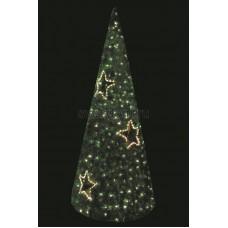 """Фигура """"Ель"""", LED подсветка диаметр 80см высота 180см, зеленая Neon-Night 506-251"""