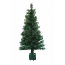 Новогодняя Ель фибро-оптика 150 см, 160 веток, без декоративных украшений Neon-Night 533-206