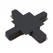 Х-образный коннектор для однофазного встраиваемого шинопровода Technical TRA002CX-11B