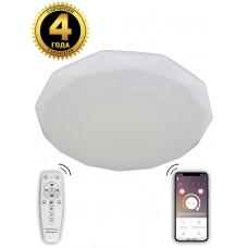 Светодиодный светильник Natali Kovaltseva LED LAMPS 81081 80W белый 2700/4300/7000K с пультом