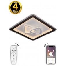Светодиодная люстра Natali Kovaltseva LED LAMPS 81096 120W белый 3300/4300/7000K с пультом