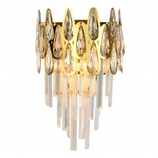 Настенный светильник Natali Kovaltseva NAVIS 76019/2W GOLD 40W Золото