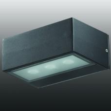 Уличный настенный светильник Novotech 357228 Submarine IP54 6LED*1W 6W 4000K