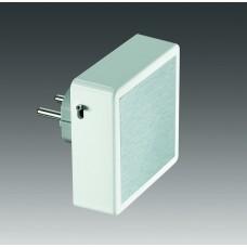 Светильник-ночник (в розетку) светодиодный с выключателем Novotech 357319 Night Light IP20 6 LEDx0.2W SMD3527 1.2W 3000K