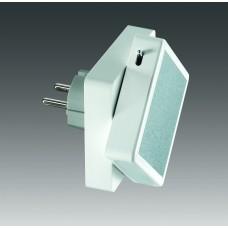 Светильник-ночник (в розетку) светодиодный с выключателем Novotech 357320 Night Light IP20 6 LEDx0.2W SMD3527 1.2W 3000K