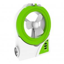 Светодиодный светильник и вентилятор Novotech 357437 IP52 LED 0,5W+1,44W 220-240V Trip