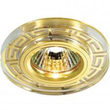 Встраиваемый светильник maze Novotech 369583