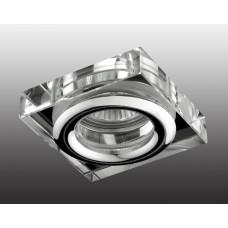 Встраиваемый светильник влагозащищенный Novotech Aqua IP54 369880