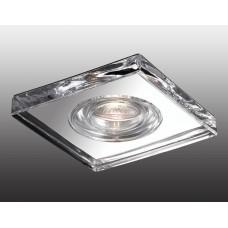 Встраиваемый светильник влагозащищенный Novotech Aqua IP54 369884
