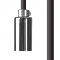 Кабель черный 1,5 м. с патроном Nowodvorski Cameleon Cable G9 8601