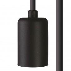 Кабель черный 2,5 м. с патроном Nowodvorski Cameleon Cable E27 8667