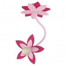 Люстра в детскую Nowodvorski 6893 Flowers Розовый