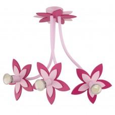 Люстра в детскую Nowodvorski 6894 Flowers Розовый
