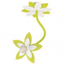 Люстра в детскую Nowodvorski 6897 Flowers Зеленый