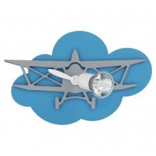 Спот детский Nowodvorski 6902 Plane Синий