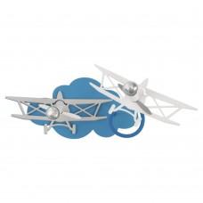Спот детский Nowodvorski 6903 Plane Синий