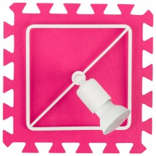 Спот детский Nowodvorski 9727 Blocks Розовый