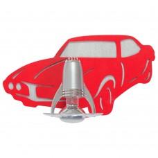 Спот детский Nowodvorski 4053 Auto Красный,серый
