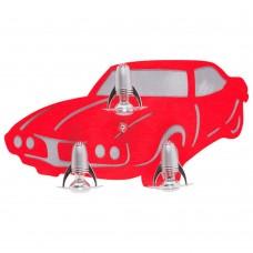 Спот детский Nowodvorski 4056 Auto Красный,серый
