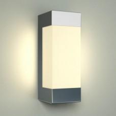 Настенный светодиодный светильник Nowodvorski 6943 Fraser Хромированая сталь, белый 6W