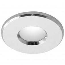 Встраиваемый светильник влагозащищенный Nowodvorski 4874 Halogen Хромированая сталь