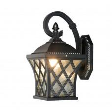 Уличный настенный светильник Nowodvorski 5292 Tay Черный
