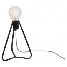 Настольная лампа лофт Nowodvorski 6975 Simple Черный