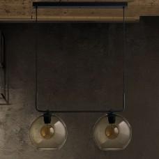 Подвесной светильник лофт Nowodvorski 9363 Monaco Черный