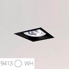 """Встраиваемый светильник """"кардан"""" Nowodvorski 9413 Mod Черный"""