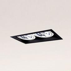 """Встраиваемый светильник """"кардан"""" Nowodvorski 9416 Mod Белый"""