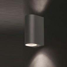 Уличный настенный светильник Nowodvorski 9517 Nico Алюминий