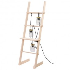 Торшер лофт Nowodvorski 9722 Ladder Дерево