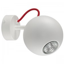 Спот Nowodvorski 6028 Bubble Белый/красный