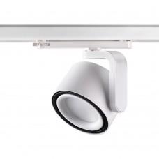 Трехфазный трековый светодиодный светильник Novotech 358175 Helix белый/черный LED 30 Вт 4000K