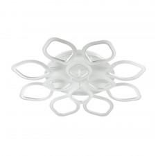 Люстра потолочная Lumion 3771/99CL Ariel белый LED 174 Вт 3000-6000K