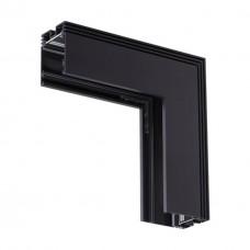 Соединитель для низковольтного шинопровода Г-образный Novotech 135029 Kit черный
