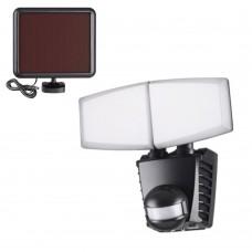 Светодиодный прожектор на солнечной батарее Novotech 358021 Solar черный LED 20 Вт 6000K